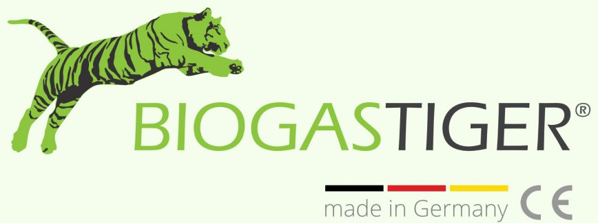Biogastiger - The Biogas Machine